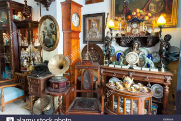China Passes Britain In Antiques Market